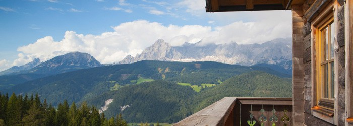 Schladming: 2 Nächte im 4* Hotel inkl. Vollpension + Wellness + Sommercard ab 99€ p.P.