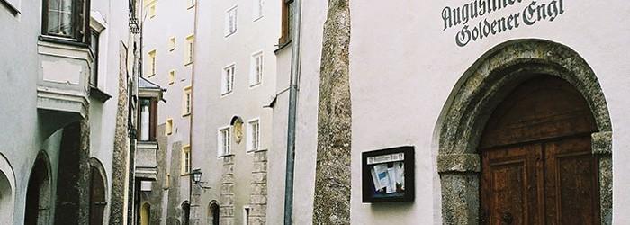 Romantik & Kultururlaub in Tirol: 2 Nächte im 4* Schlosshotel in Hall inkl. Frühstück um 54€ pro Person
