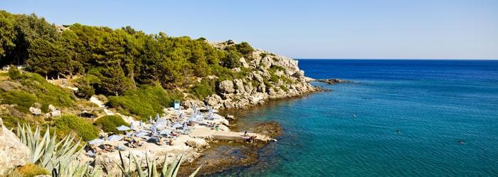 Rhodos: 7 Nächte im 3* Hotel inkl. Frühstück + Flug und Transfer ab 525€ pro Person von August – September