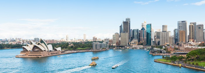 Flugschnäppchen Australien: Wien – Sydney – Wien um 887€ – Reisezeitraum 01. – 25. Dezember