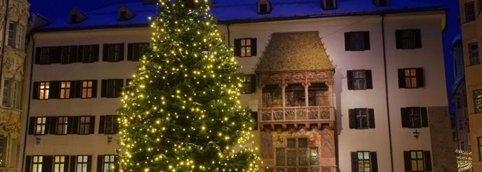 Advent in Innsbruck: 2-3 Nächte im top 4*Hotel inkl. Frühstück ab 79€