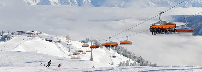 Skispaß in Saalfelden: 3 – 7 Nächte im 4*Hotel inkl. Halbpension und Wellness ab 149€