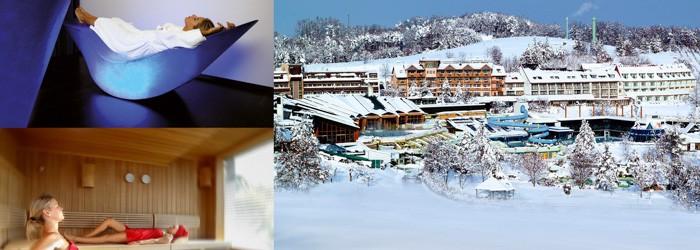 Verwöhntage im 4* Loipersdorf Spa & Conference: 2 Nächte inkl. Frühstück + Genuss-Abendbuffet + Wellness ab 159€ p.P.