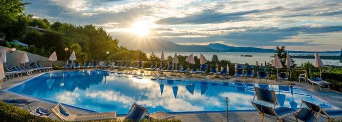 Gardasee: 3, 4, 5 oder 7 Nächte im 3* Hotel inkl. Frühstück + Nutzung des Außenpools ab 119€ p.P. von März – Oktober