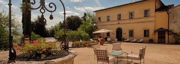 Toskana Urlaub – Hotel Villa Sabolini
