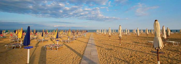 Strandurlaub in Lignano: 3, 4 oder 7 Nächte im 3* Hotel ab 79€pro Person von März – November