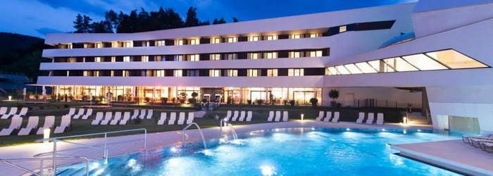 Wellness in Villach: 3 Nächte im 4* Thermenhotel Karawankenhof inkl. Halbpension + Zugang zur Kärnten Therme ab 273€ p.P.
