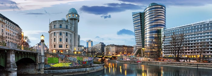 Wien – 4* Austria Trend Hotel Doppio