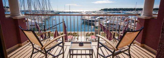 Novigrad: 3 Nächte im Top 4* Luxus-Hotel inkl. Frühstück + Wellness ab 173€ – mehrere Nächte buchbar inkl. Sommerferien!