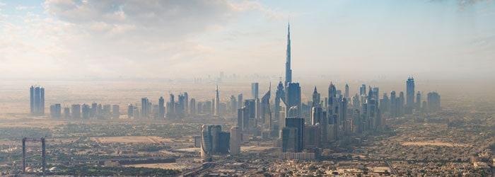 Dubai & Emirates A380 Special: 5 Nächte in TOP 5* Hotels inkl. Frühstück + Hin- und Rückflug ab 575€ / Flüge only um 380€