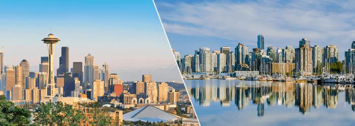Seattle & Vancouver Reisebericht
