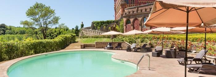 Toskana: 7 Nächte im 4* San Ruffino Resort inkl. Frühstück, Weinprobe, Trüffeljagd und mehr ab 319€ p.P.