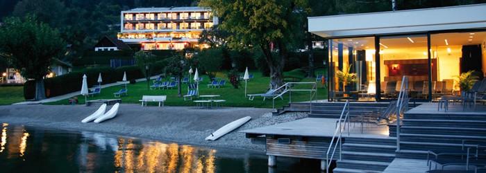 Ossiacher See – Seehotel Hoffmann