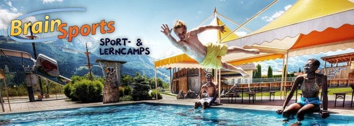 BrainSports.at – Lern- & Sport Camp für Kinder & Jugendliche