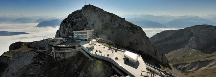 Schweiz – Pilatus-Kulm – Hotel Bellevue