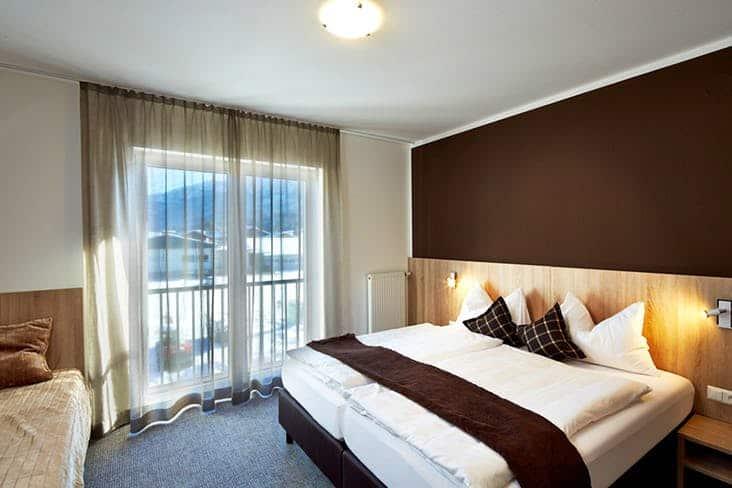 Fairhotel Hochfilzen Zimmer
