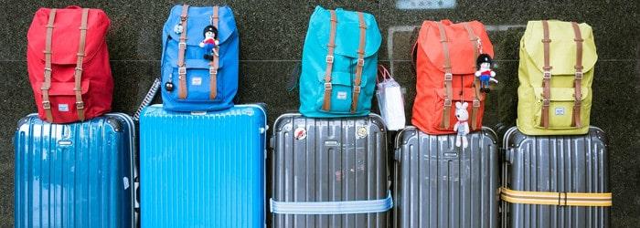 Im Urlaub beklaut? Gepäck verloren?