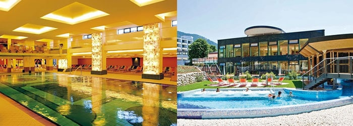 Therme Bad Ischl – Hotel Royal