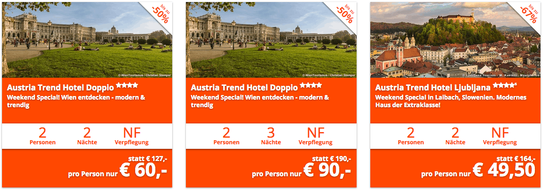 Austria Trend Hotels 2 4 220 N Fr 252 Hst 252 Ck Ab 49 50
