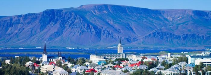 Reykjavik Urlaub