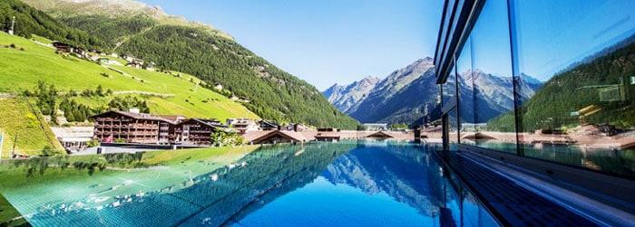 Sölden Hotel – Die Berge Lifestyle