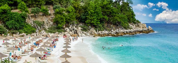 Thassos Urlaub