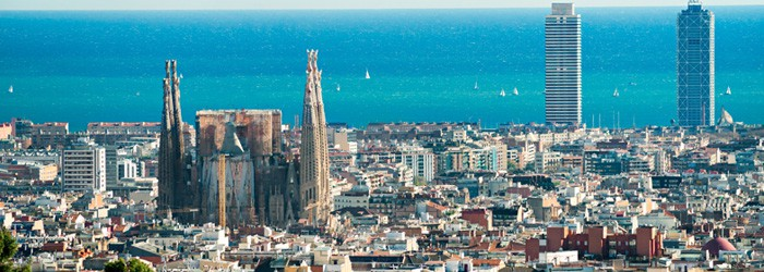 Kurztrip Barcelona