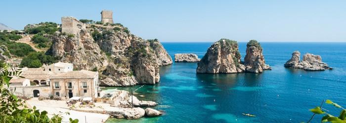 Sizilien Urlaub im Sommer