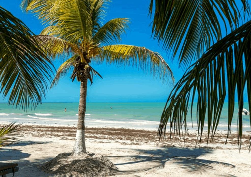 Beachhopping Mexiko