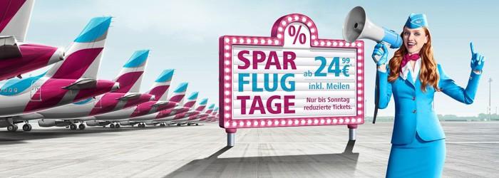 Eurowings Flüge Aktion