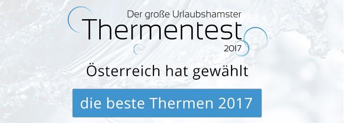 Thermentest Gewinner 2017