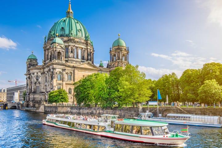 Städtereise Berlin Dom
