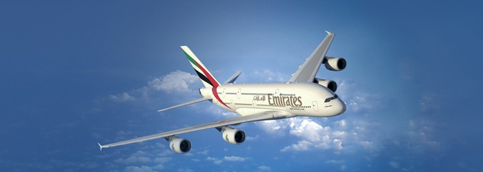 Emirates Black Friday Sondertarife