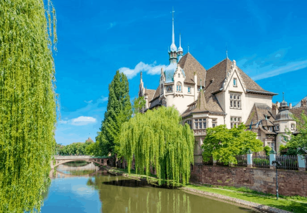 Straßburg Hotel