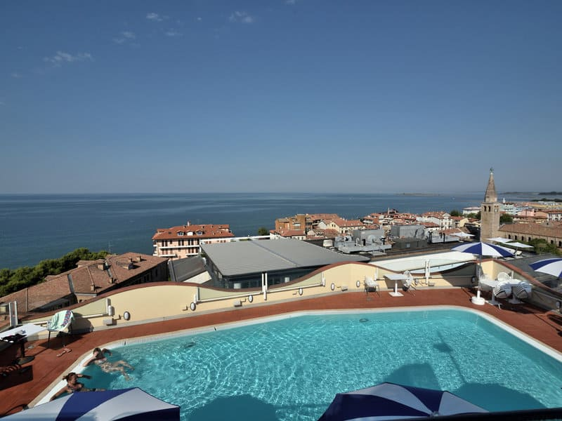 Grand Hotel Astoria Grado Pool
