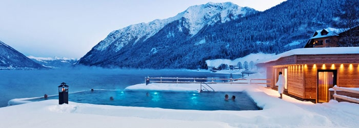 Achensee – 4* Hotel mit Infinity Pool