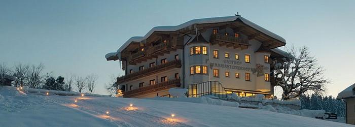Erholung in den Kitzbüheler Alpen – Mariasteinerhof