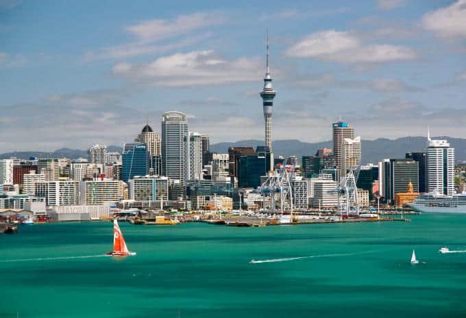 Australien rundreise Auckland