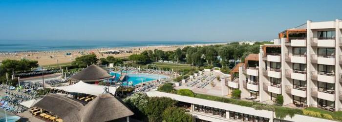Savoy Beach Hotel Thermal Spa – Bibione – Italien
