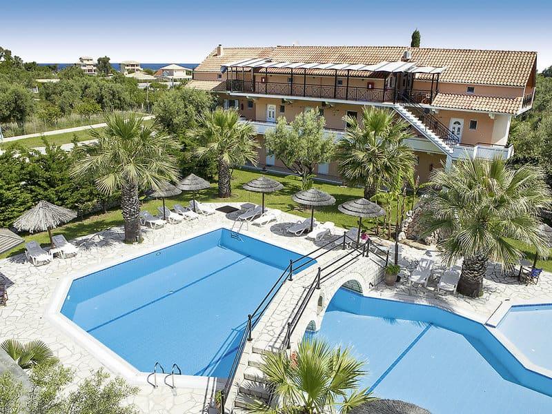 Lefkada Hotels