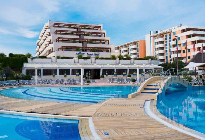 Bibione Savoy Beach Hotel Thermal Spa