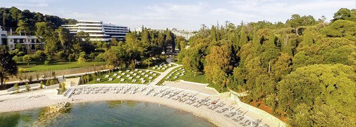 Hotel Eden Rovinj – Kroatien