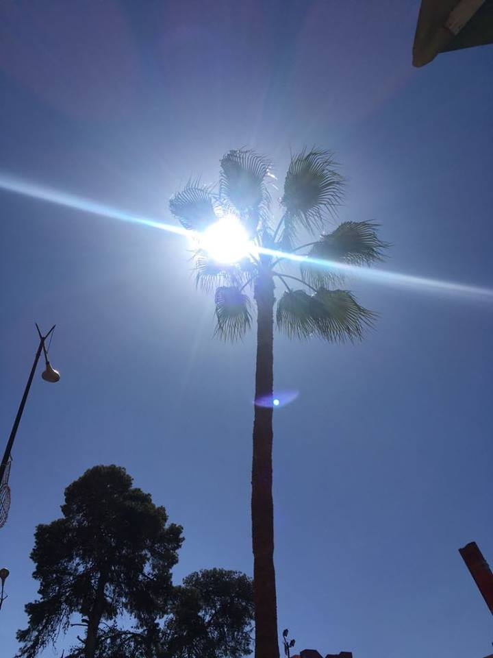 Wetter in Marrakesch