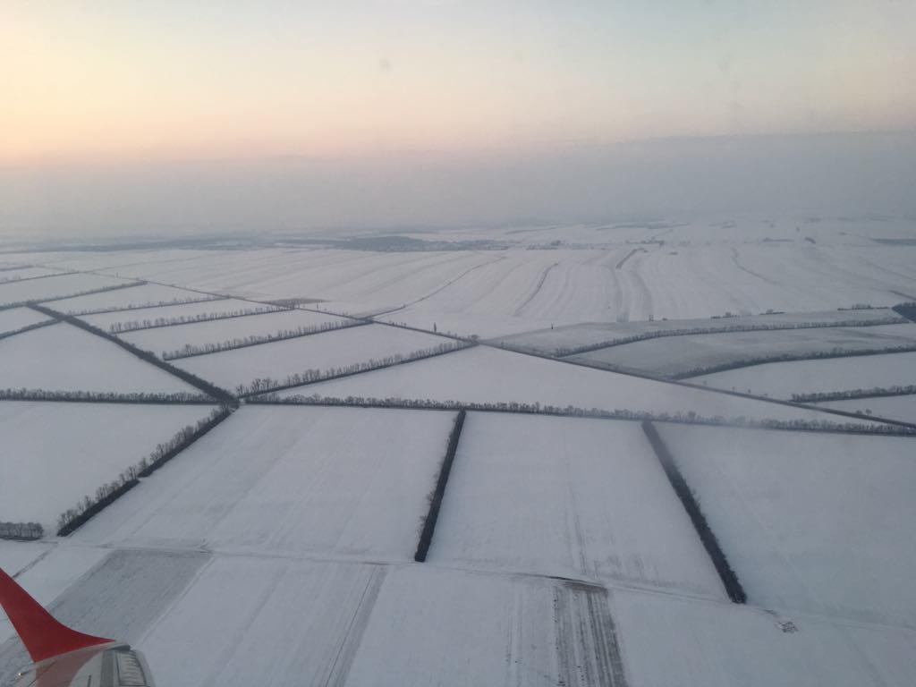 Reisebericht Marrakesch Flug1