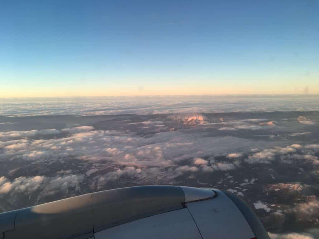 Reisebericht Marrakesch Flug2