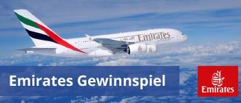 Emirates Gewinnspiel