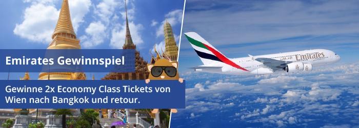 Gewinnspiel – Bangkok