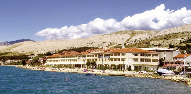 Insel Pag Hotel