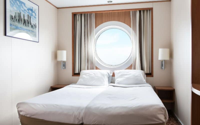 Schiff Mini Cruise Kabine