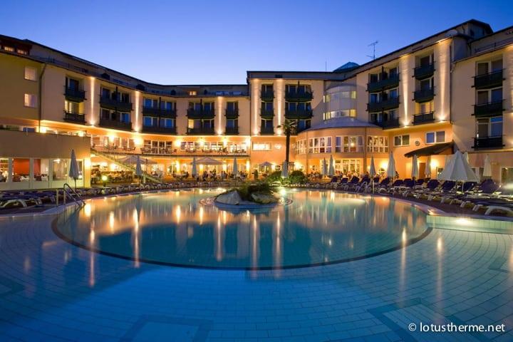 Wellneb Hotel Mit Halbpension